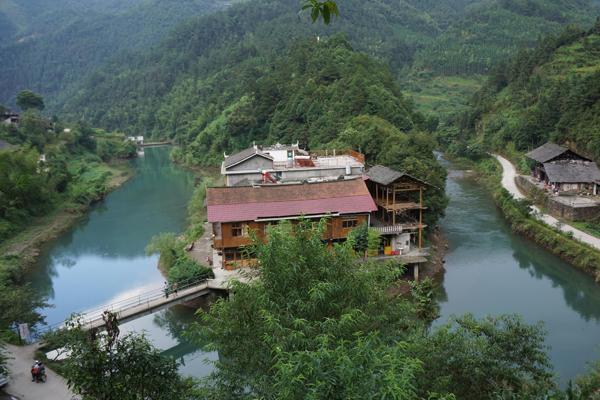 新化县有哪些著名景点