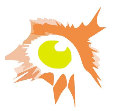 请教一下:以下四个作为艺术系系徽《独具慧眼》的设计图片