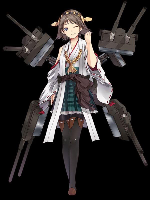 战舰少女瓜达尔卡纳尔