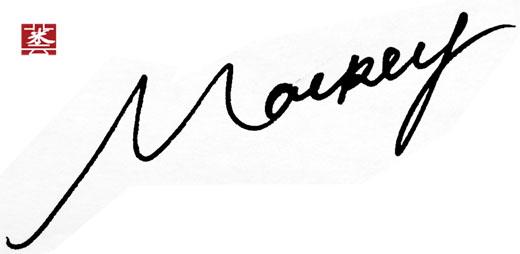 你可以也给我设计英文签名么?图片