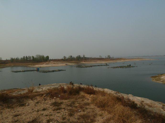 鸭河口水库哪里好玩