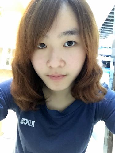 现在这种头发图片