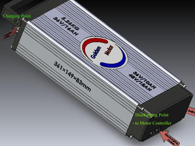 用哪家的锂电池图片