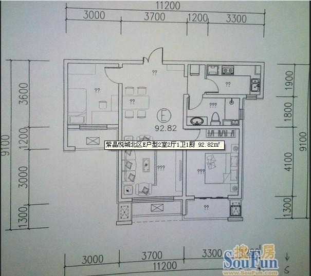 房屋平面图 120平米房屋平面图  70平米农村房屋平面图_平面设计图