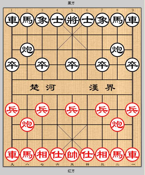 贵求如何下中国象棋?马怎么走?车怎么走?炮怎么走?图片