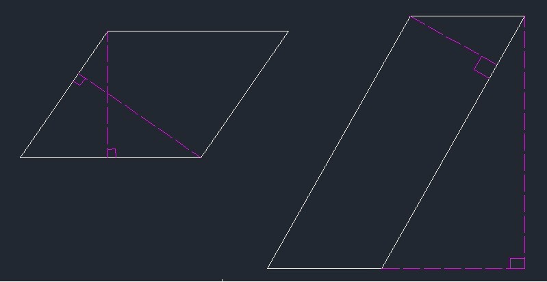 平行四边形有哪几种画法图片