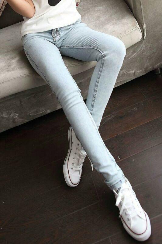 你们喜欢这种腿的女生吗 竖