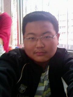 男胖子大脸发型分享展示图片