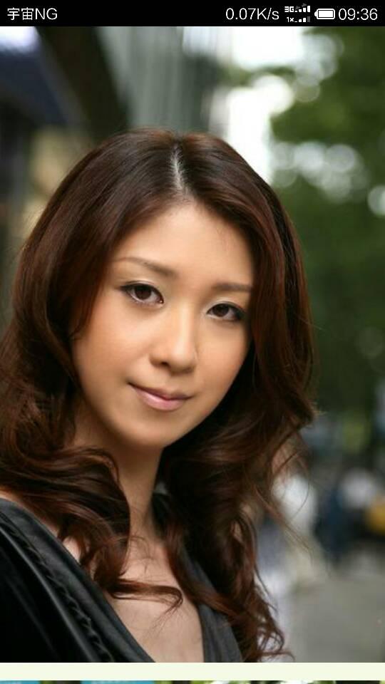 这个日本妞叫什么名字?
