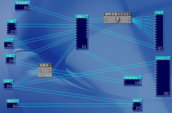 kx驱动3552设置连线图