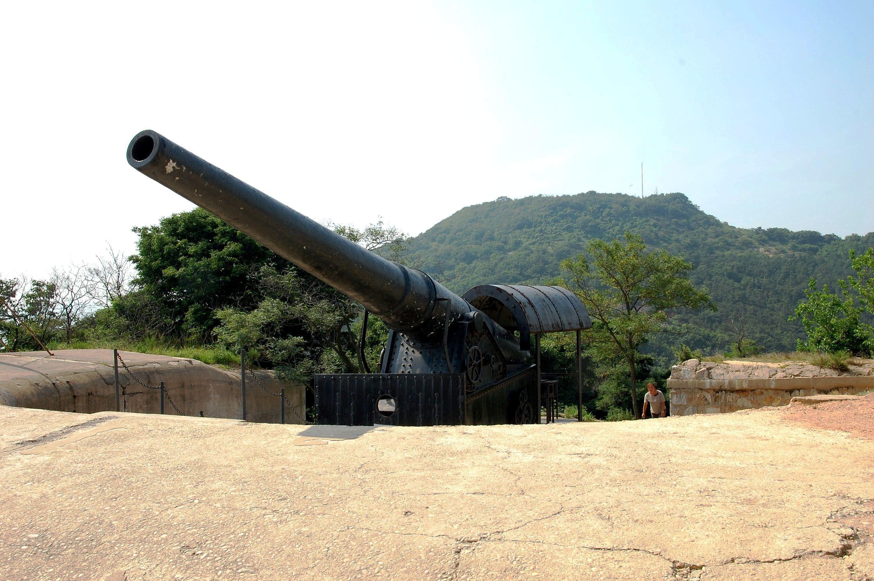 电岩炮台值得玩的地方