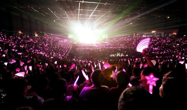 912上海smtown演唱会少女时代出现黑海的几率是?
