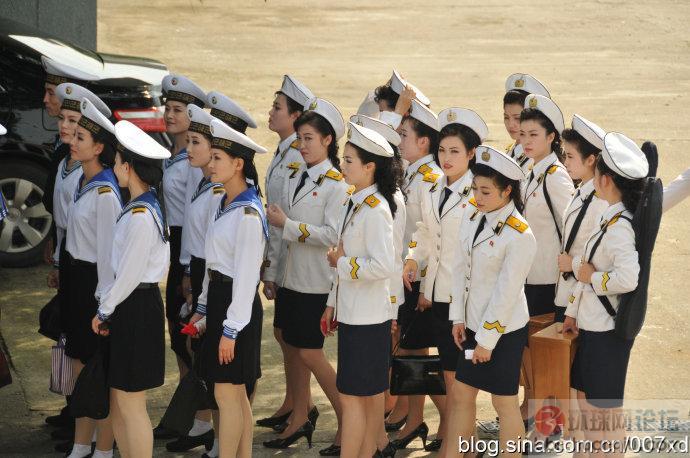 朝鲜人民军海军的介绍