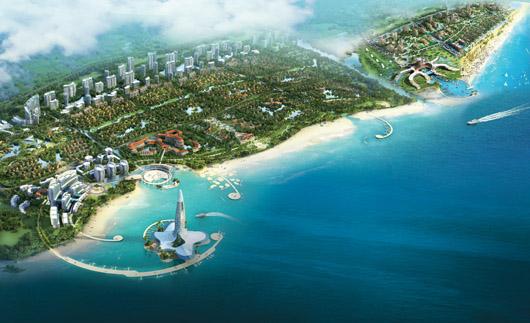 海南龙沐湾有什么景点