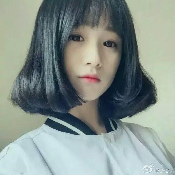 女生剪什么发型好看图片