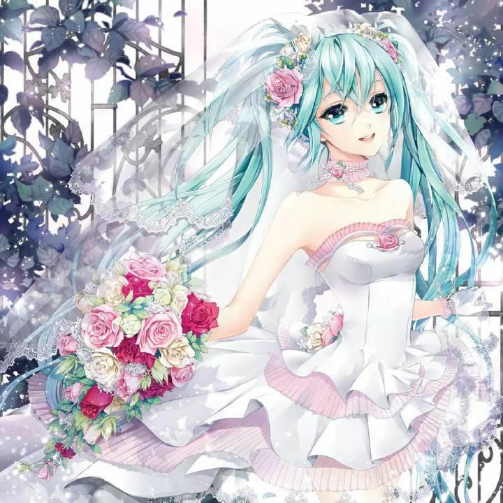 求动漫女生图片 要可爱美丽的!