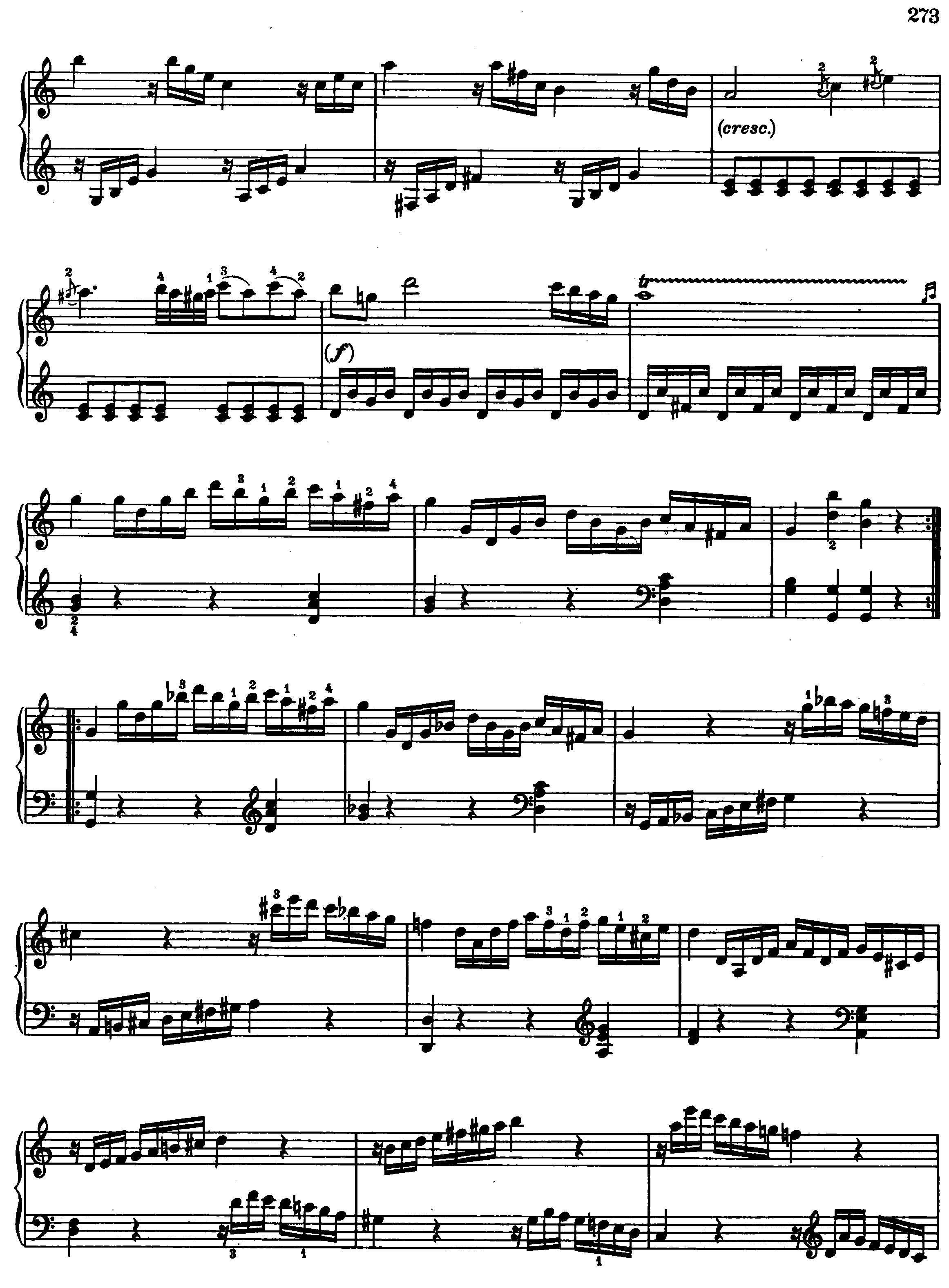 我想要几首钢琴谱,我学过两年,但之后又中断两年,我现在想练,有什么适图片