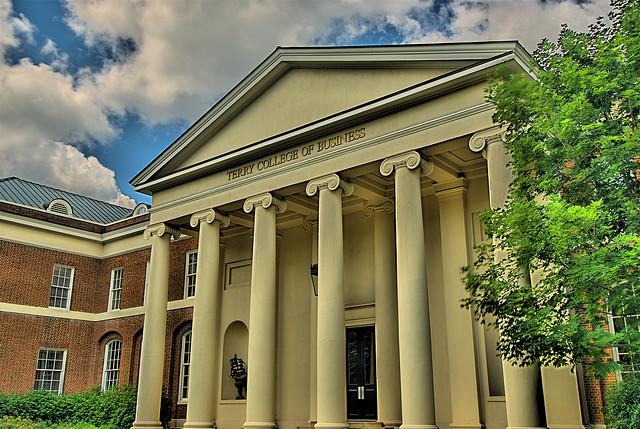 美国佐治亚大学的创建历程图片