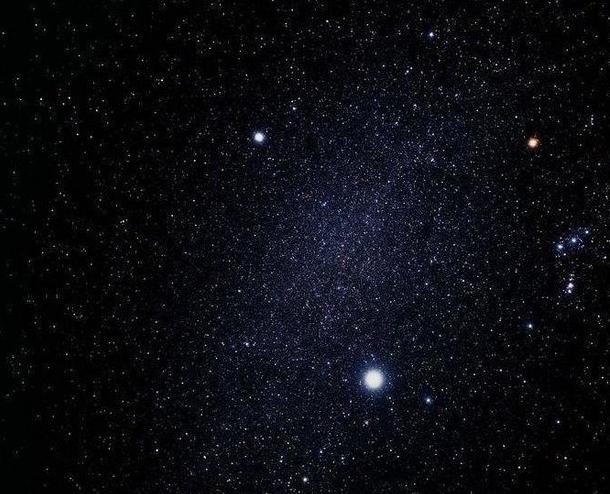 半人马座α星_除了比邻星外,邻近太阳系的恒星由近而远的十颗依序为:1,半人马座α星