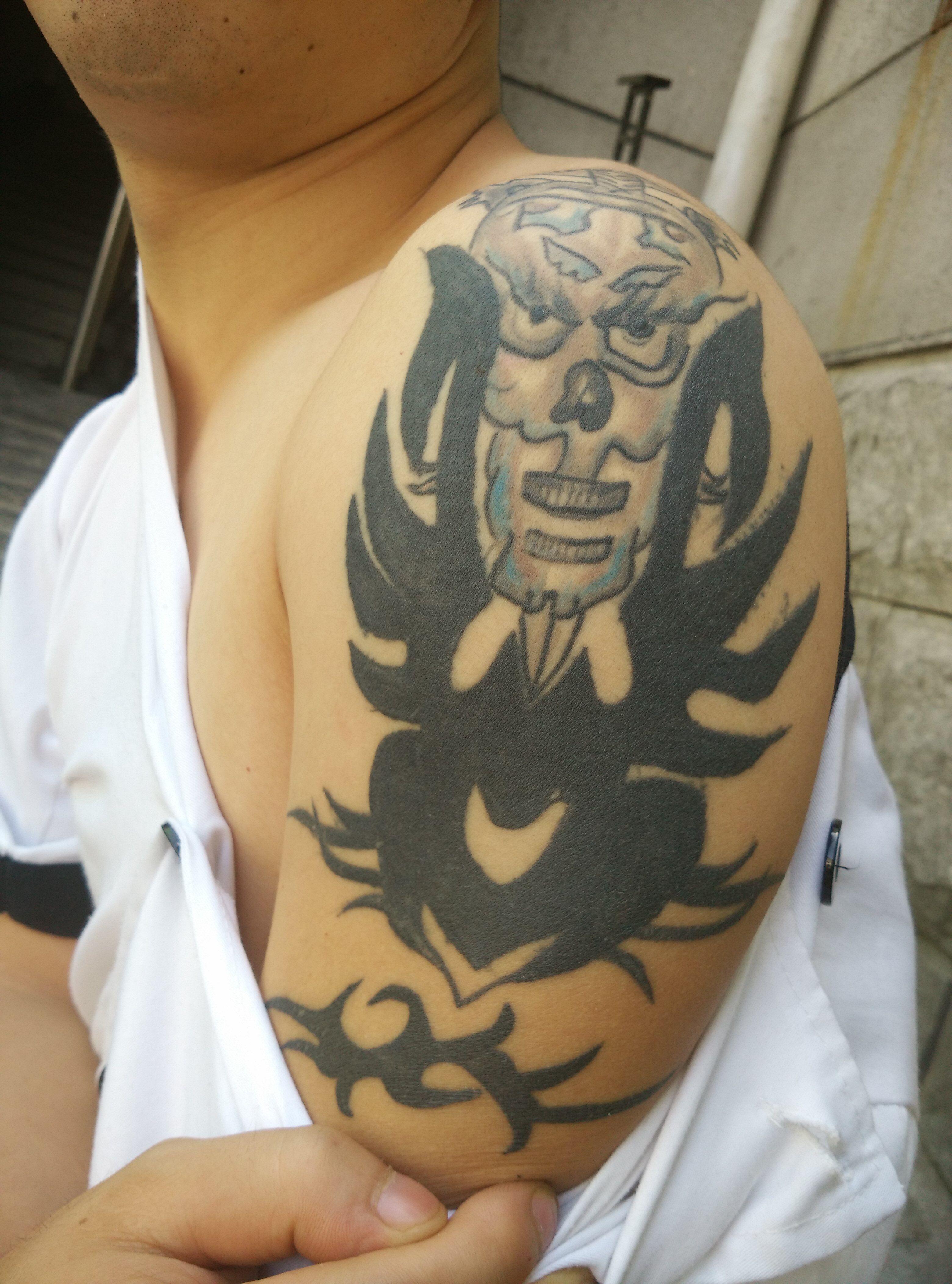 求纹身大师帮帮忙了图片