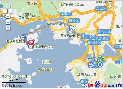 香港铜锣湾怎么去