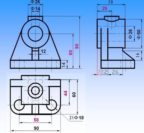 业用来绘制各种图纸的,会治好后可以晒图或者打印图纸.-CAD机图片
