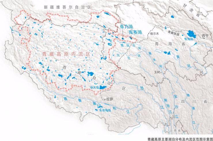 青藏高原与中国气候