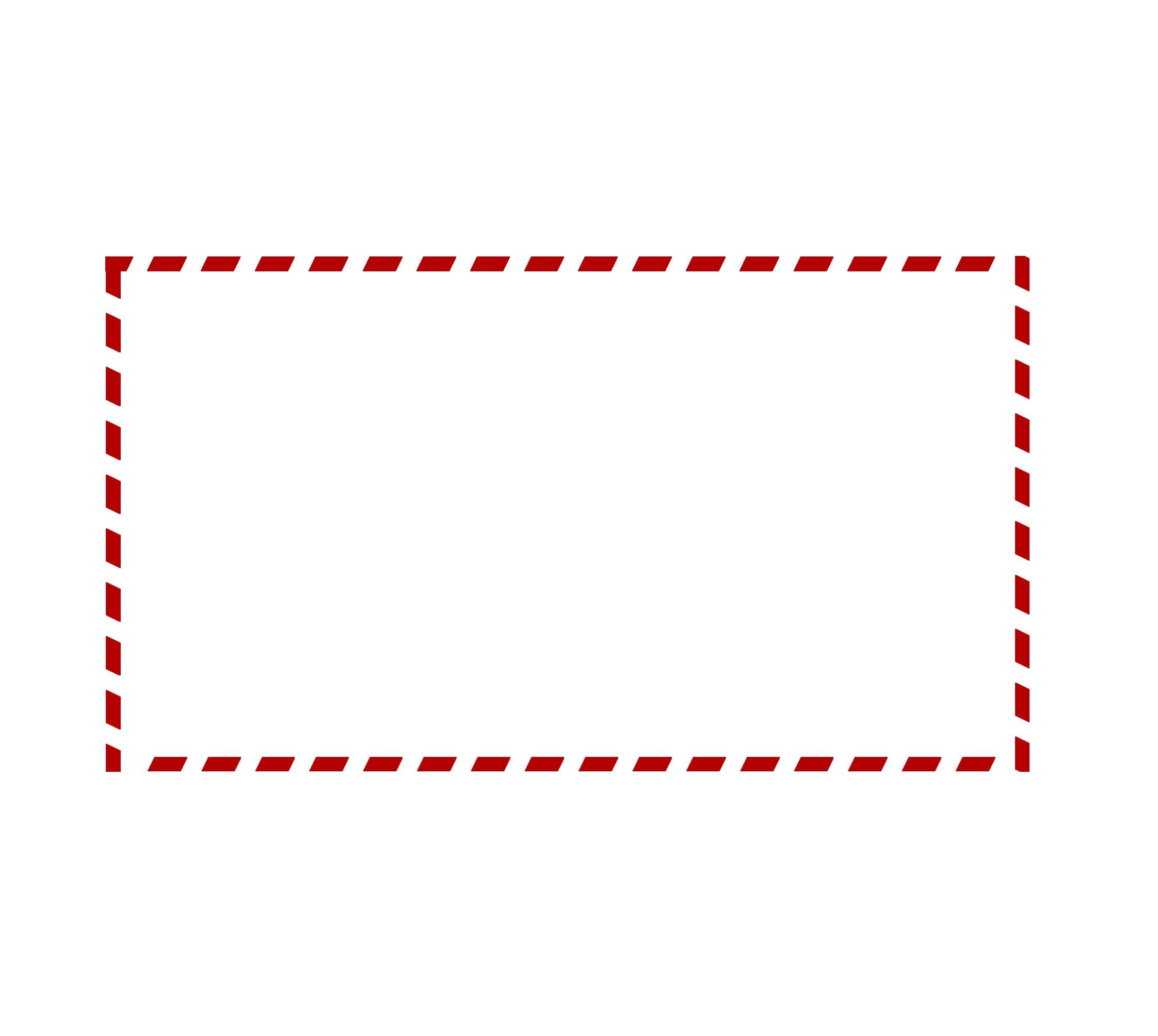 photoshop,这样的虚线边框怎么做?【图】图片