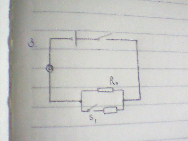 想要测量滑动变阻器的最大阻值Rx 简述实验过程中要测量的...