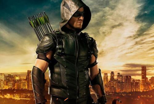 明日传奇_明日传奇第五集后面的绿箭是谁