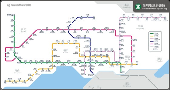 深圳地铁线路图 深圳地铁线路图图片 北京地铁线路图 深圳地图全图图片