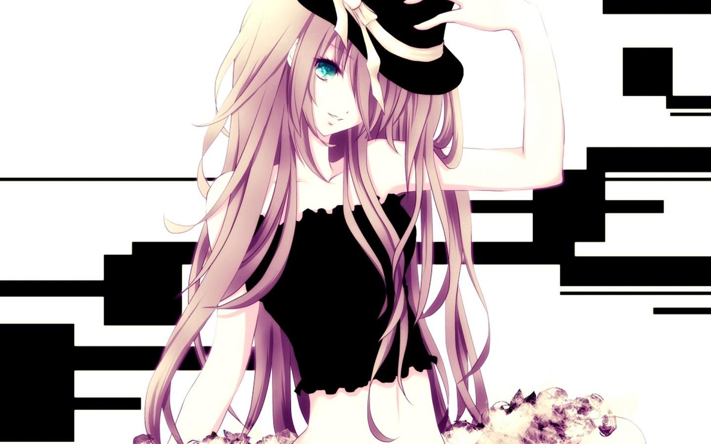 【动漫】这个女生是谁?粉色头发蓝色眼睛下面有图