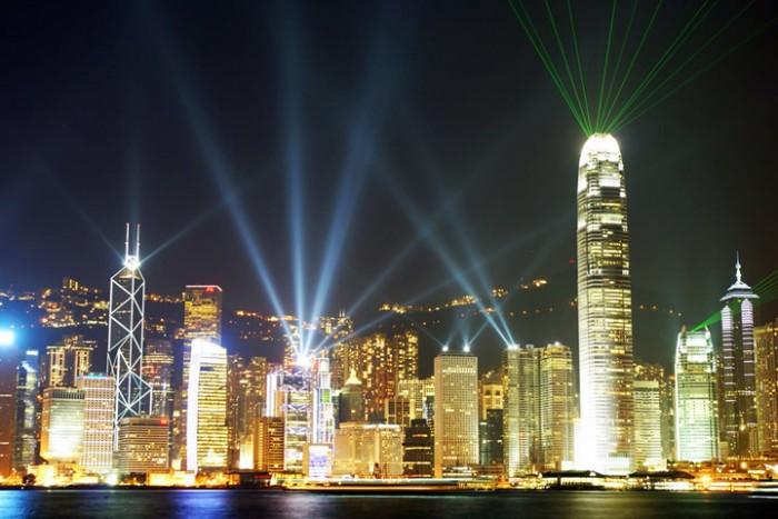 香港最繁华的地方