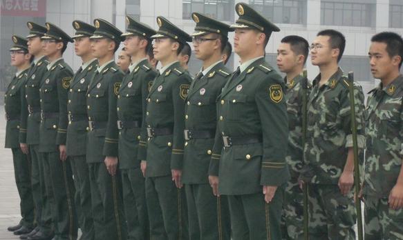 成都武警警官学院_武警是警察还是军队?他是什么性质?