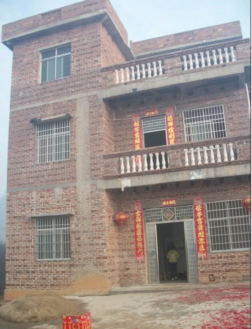 武汉农村的2层半楼房简单装修多少钱