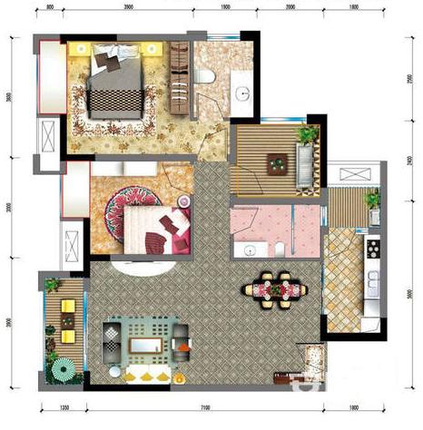 5米的宅基地,请高手帮忙设计一个14