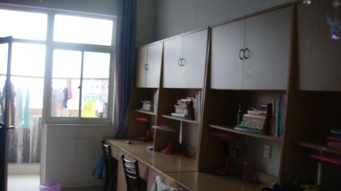 常州大学怀德学院的宿舍照片