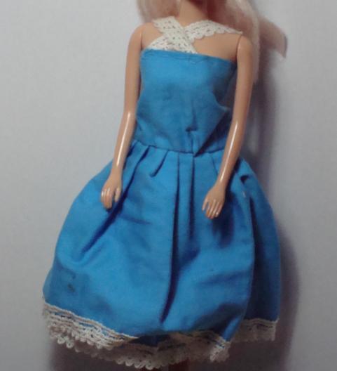 怎么给评价_给芭比娃娃做衣服怎么做啊 ...