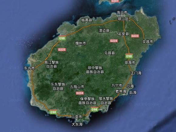为什么百度地图没有很详细的卫星地图而谷歌卫星地