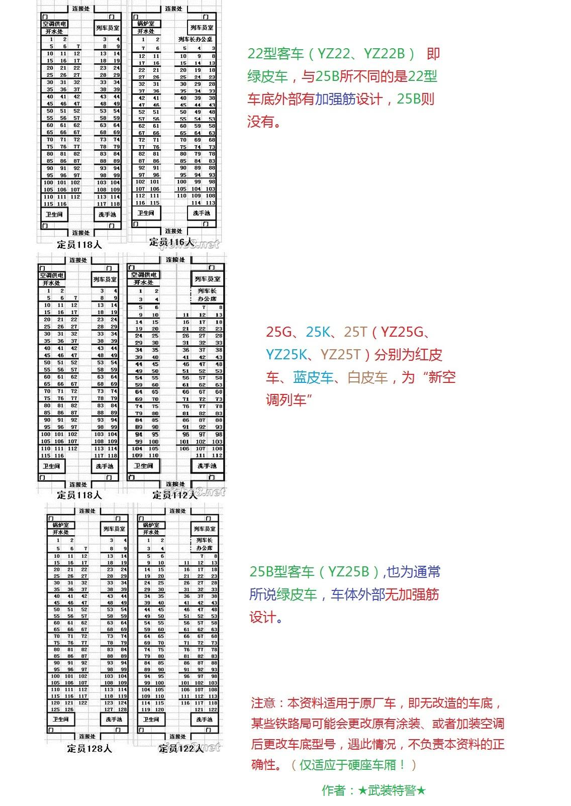 k火车座位分布图图片