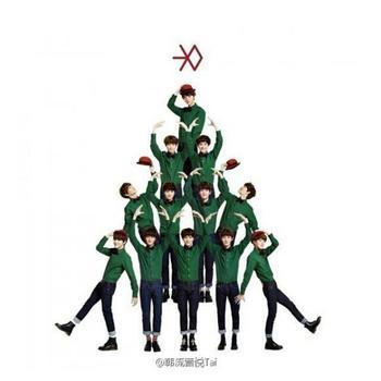 求exo 12月的奇迹的简谱