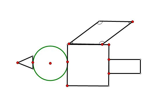 用长方形 正方形 圆形图片
