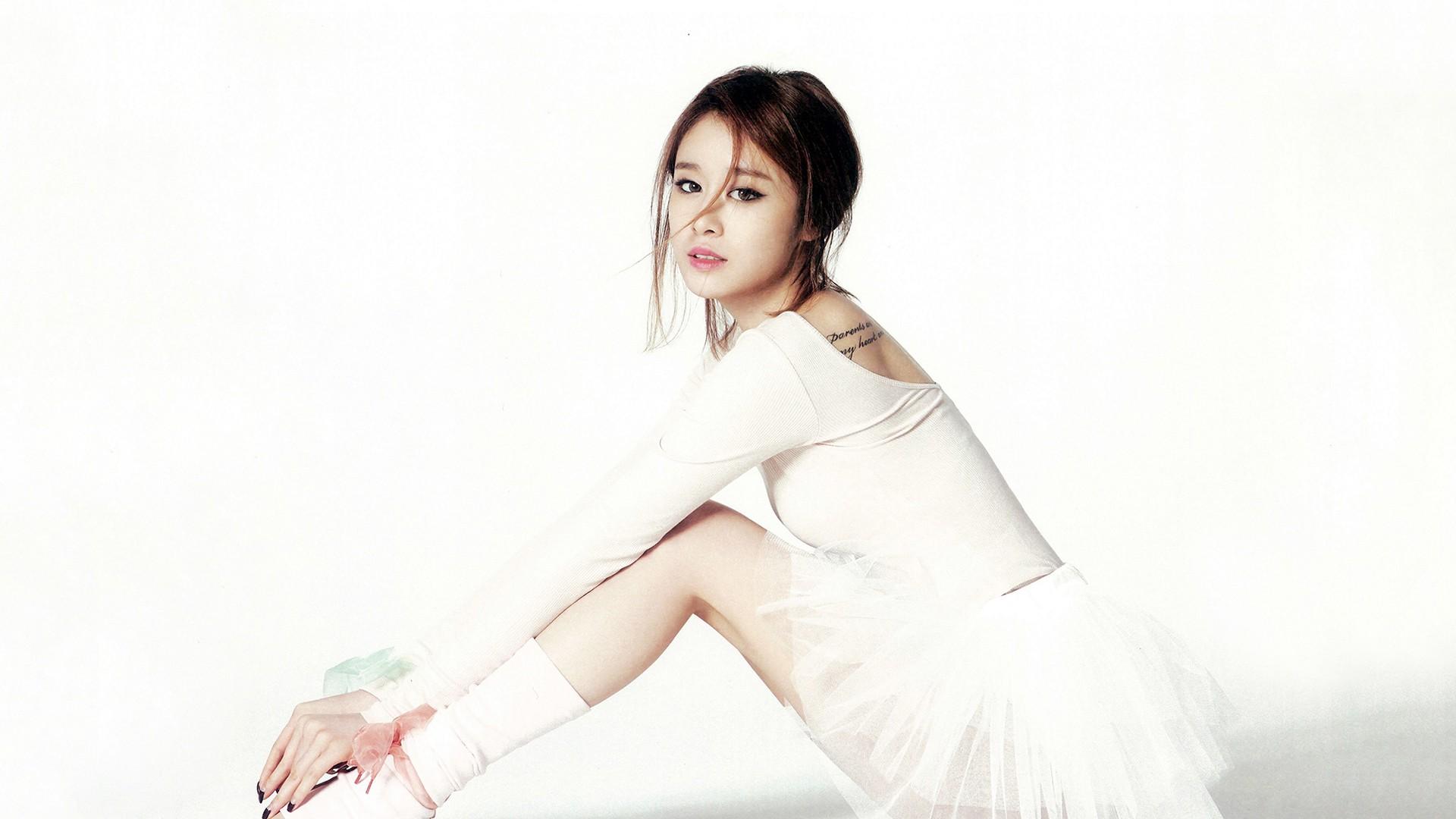这个韩国女星叫什么名字
