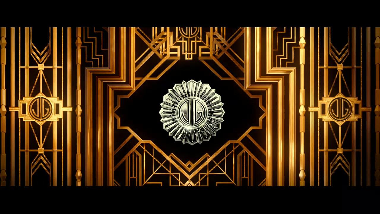 电影《了不起的盖茨比》里面经常出现的那个标志是什么意思?出自哪里?