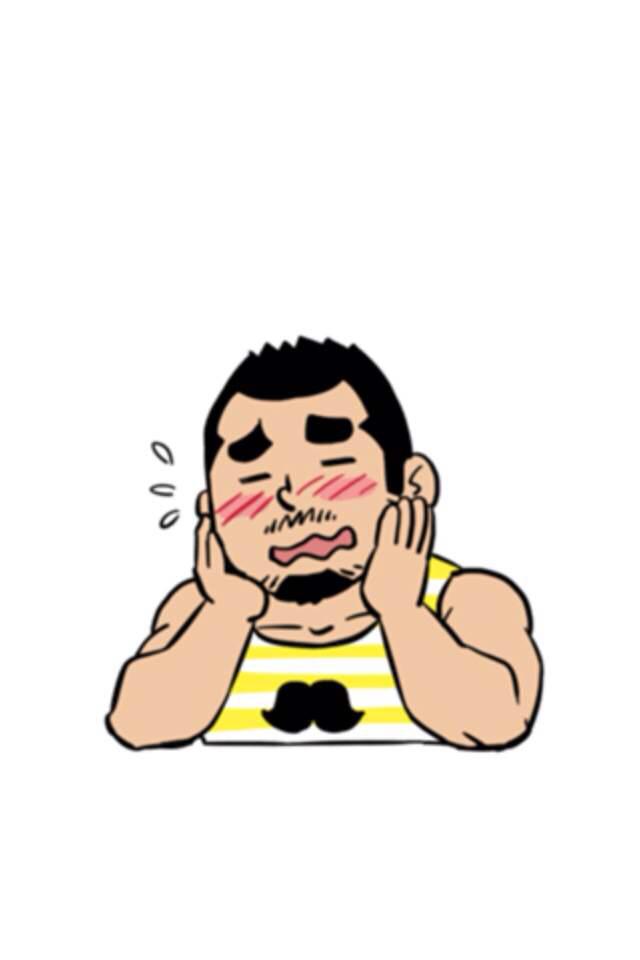 日系表情公众求打包图大叔表情包号小动态图片