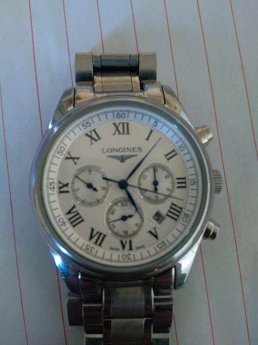 手表求鉴定:浪琴 l2.669.4图片
