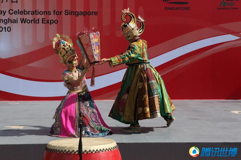 新加坡娘惹文化