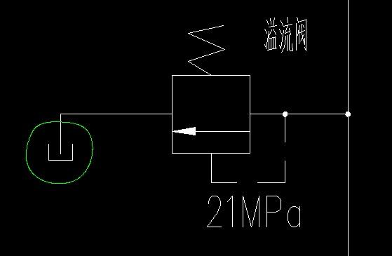 液压系统原理图基本符号的含义