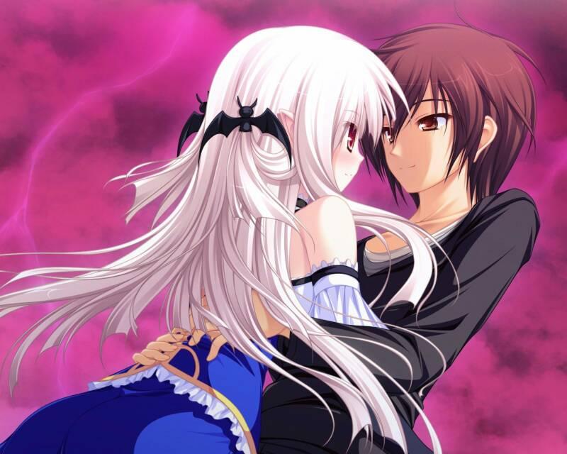 在众目睽睽下少女强吻了介