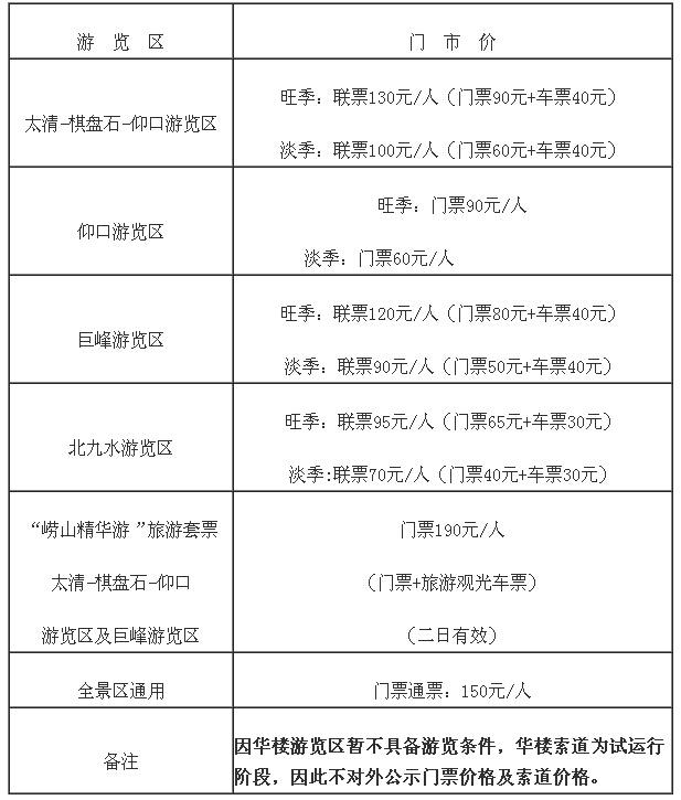 青岛崂山巨峰索道